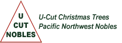 U-Cut Nobles Logo
